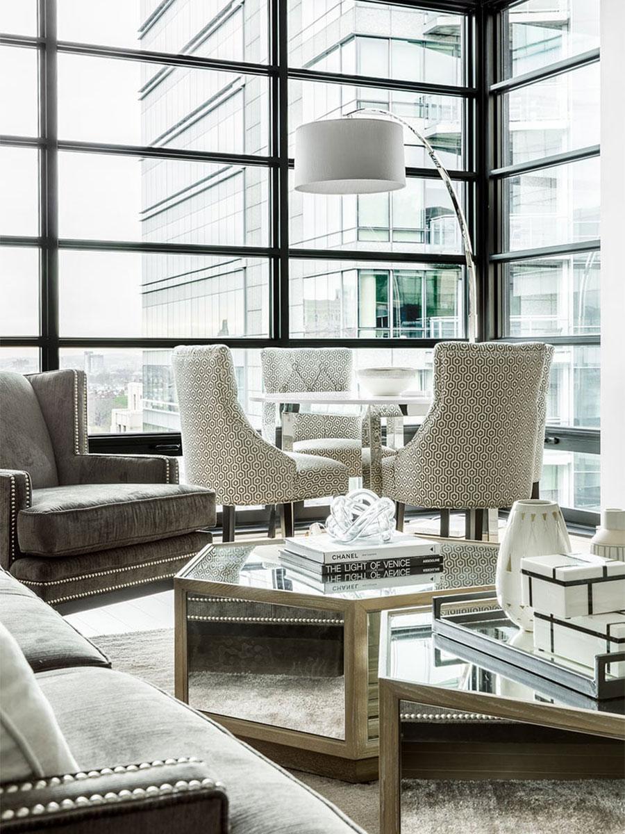 millenium place - alexandra slote interior design